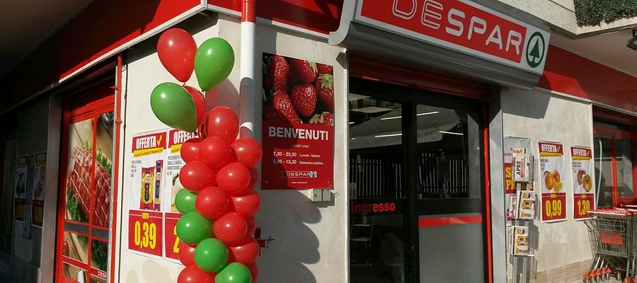 Nuovo supermercato a Eboli: il supermercato Despar