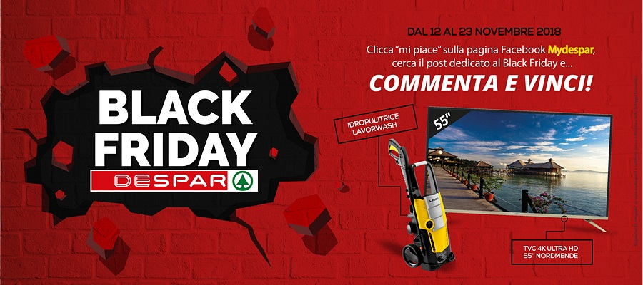 Black Friday: i vincitori
