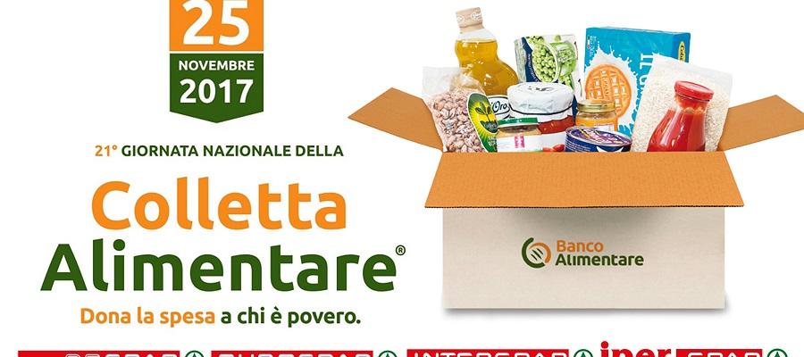 Despar aderisce alla Colletta alimentare 2017