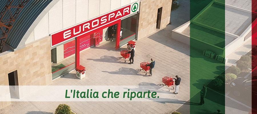 DESPAR È CON L'ITALIA CHE RIPARTE