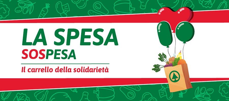 """DESPAR PROMUOVE LA """"SPESA SOSPESA"""", IL CARRELLO DELLA SOLIDARIETÀ"""
