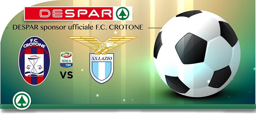Despar ti regala Crotone-Lazio