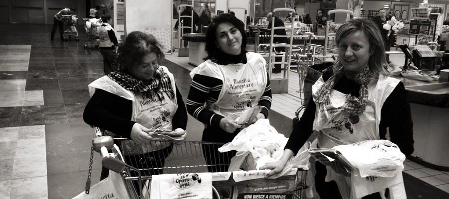 Despar aderisce alla giornata della raccolta alimentare contro la Fame