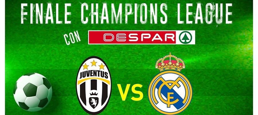 Finale di Coppa: gioca con Despar!