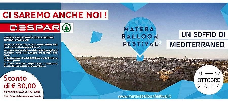 Il Matera Balloon festival torna a colorare i cieli della Basilicata!