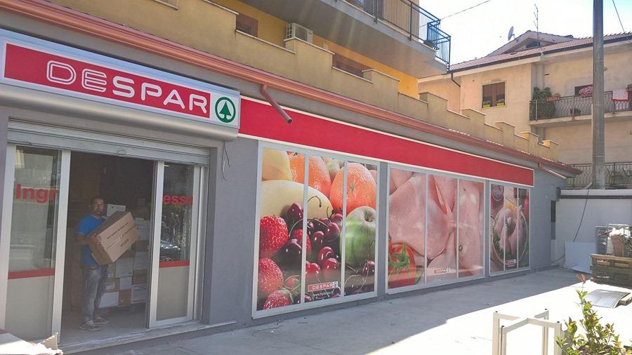 Punto vendita «BF SRL» a Marano Marchesato