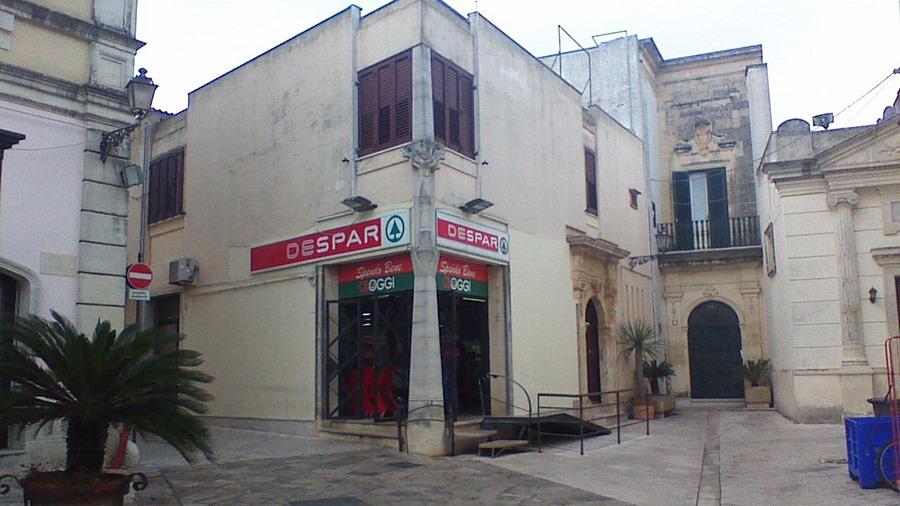 Punto vendita «Supermercato Despar» a Presicce