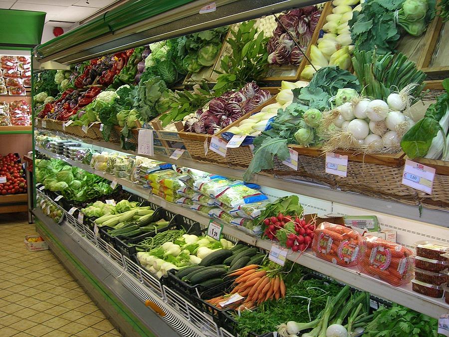 Punto vendita «Alimentari A' Bionda di De Bartolomeis» a Nocera Superiore