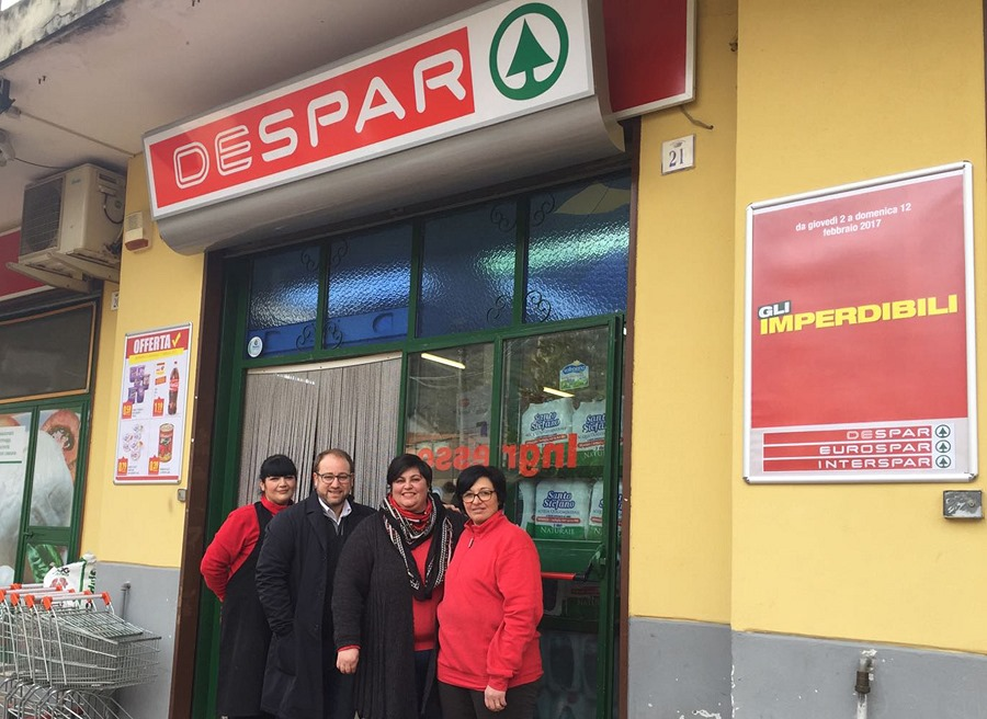 Punto vendita «Verace Franco» a Giffoni Valle Piana