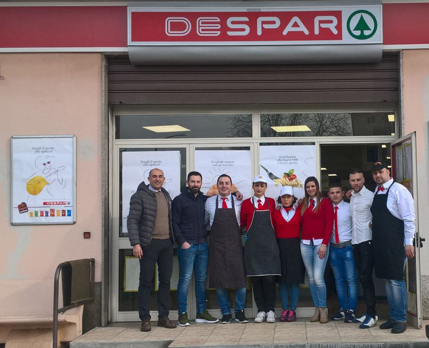 Punto vendita «Fazzari Srl (2)» a Melicucco