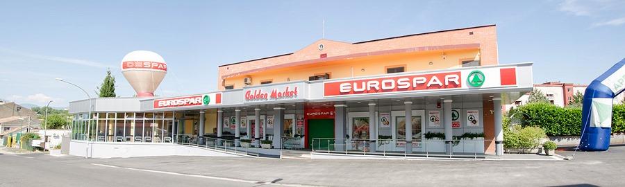 Punto vendita «New Golden Market S.r.l.» a Caiazzo