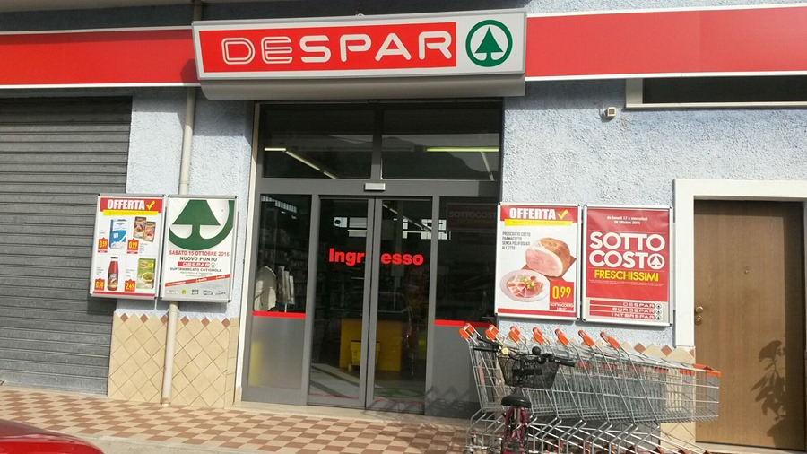 Punto vendita «Diancolor Srl» a Teggiano