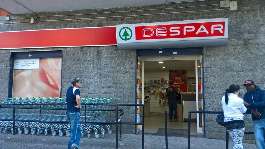 Punto vendita «Stellina Srl» a Melito di Napoli