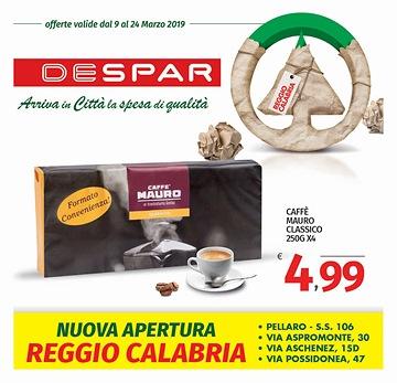 Nuova apertura Reggio Calabria
