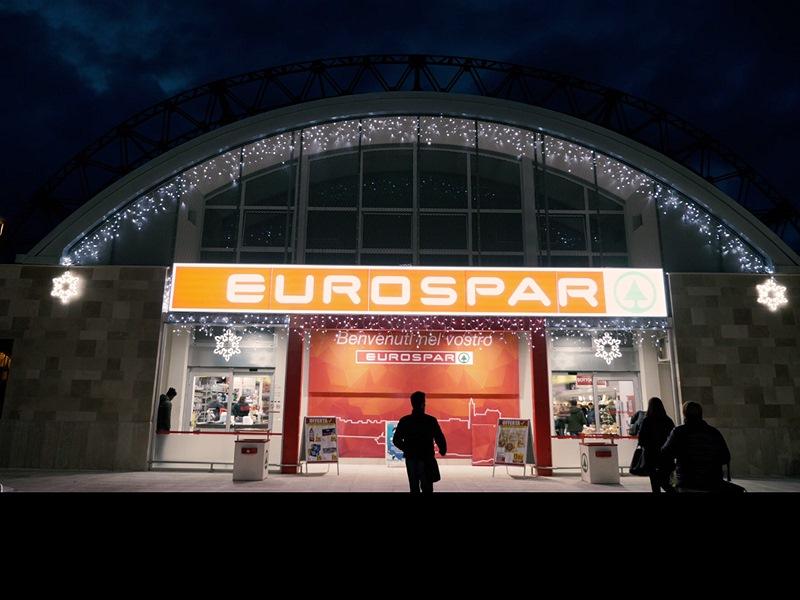 Flash Mob all'Eurospar