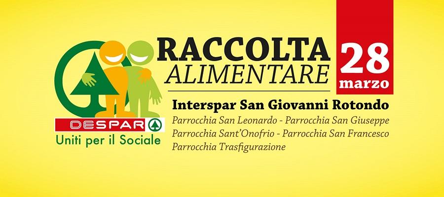 Despar Sud Italia sostiene la Colletta Alimentare