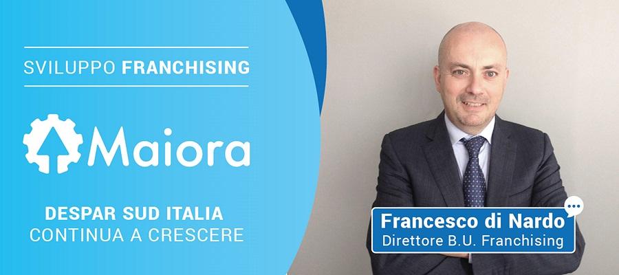 Lo sviluppo Franchising di Maiora – Despar Sud Italia continua a crescere