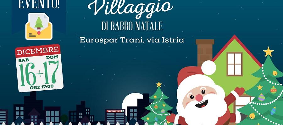 Il favoloso villaggio di Babbo Natale