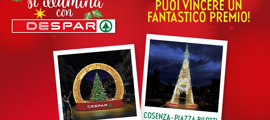 #NataleConDespar: il photo contest