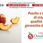Despar Centro-Sud promuove pesche e nettarine italiane