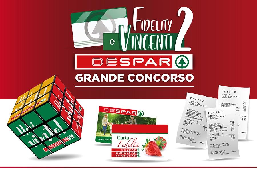 Fidelity e Vincenti con Despar: la seconda edizione!