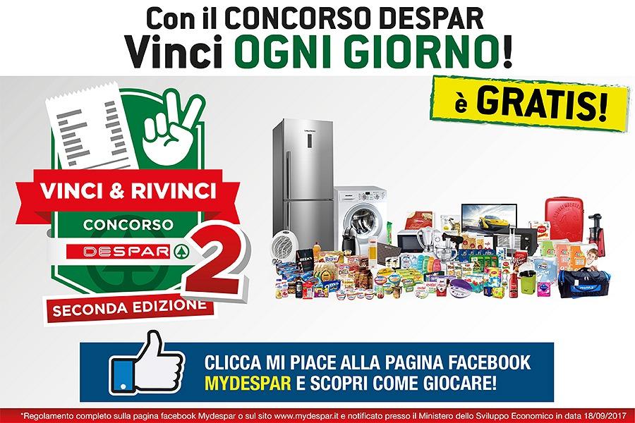 Concorso Vinci & Rivinci 2